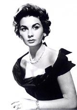Jean Simmons (1929-2010).